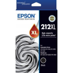Epson 212XL Black High Capacity Ink Cartridge