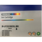 Brother LC 3319XXLBK Compatible Black Ink Cartridge 3,000 Page Yield