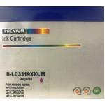 Brother LC 3319XXLM Compatible Magenta Ink Cartridge 1,500 Page Yield