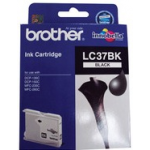 Brother LC 37BK Original Black Ink