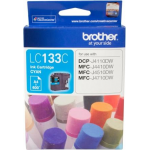 Brother LC 133C Original Ink Cartridge