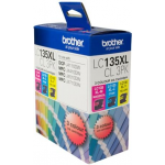 Brother LC 135XLCL 3PK Original Ink Colour Value Pack