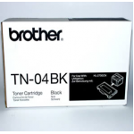 Brother TN 04BK Original Black