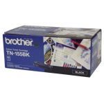 Brother TN 155BK Original Black Toner