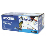 Brother TN 155C Original Cyan Toner