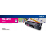 BROTHER TN-346M MAGENTA TONER