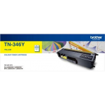 Brother TN-346Y - Original Yellow Toner Cartridge