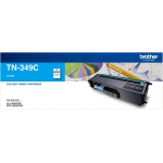 Brother TN-349C - Original Cyan Toner