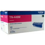 Brother TN-449M Original Magenta Toner Cartridge