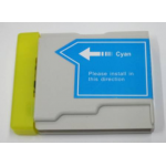 Brother LC 38CXL Cyan Compatible High Yield
