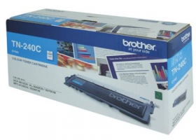 Brother TN 240C Original Cyan