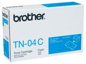 Brother TN 04C Original Cyan