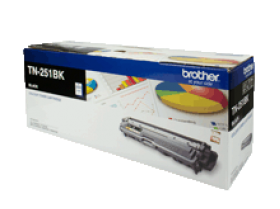 Brother TN 251BK Original High Yield Black