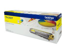 Brother TN-255Y Original Yellow Toner Cartridge